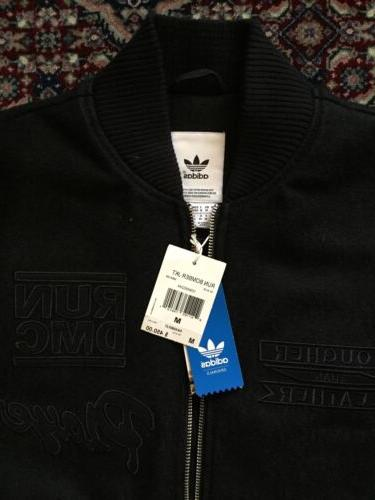 Adidas Originals DMC Bomber Jacket M64169 wool