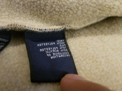 Tommy Hilfiger Outer Suede Style Jacket Coat Size XL