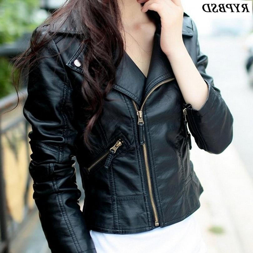 perfecto femme cuir font b leather b