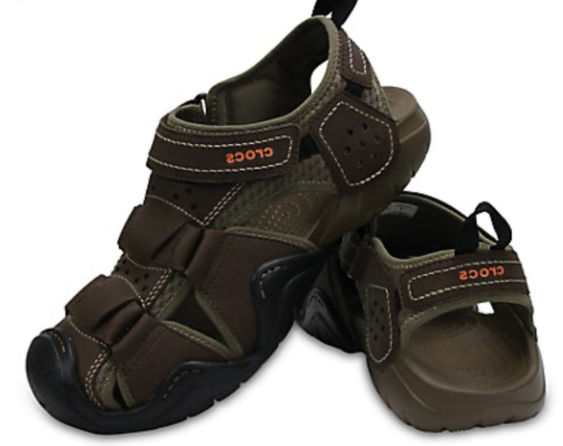 swiftwater leather sandals