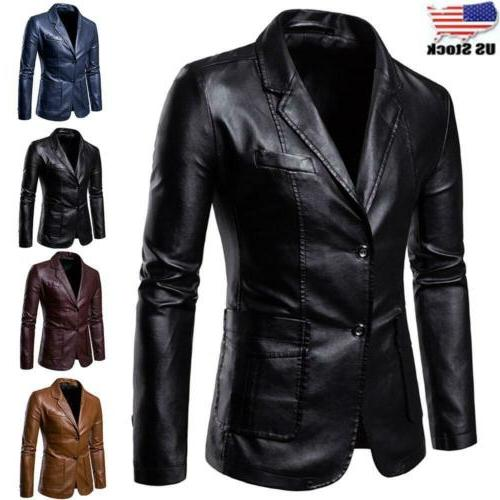 us men style anarchist leather jacket hooded
