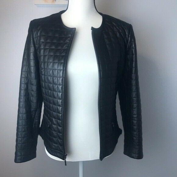 Women Quilted NWOT Petite