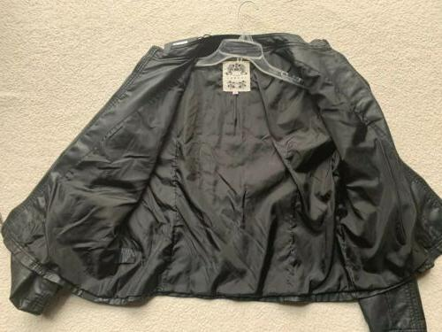 Made By Johnny XL Faux Up Biker -