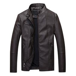 Leader <font><b>Leather</b></font> <font><b>Jacket</b></font