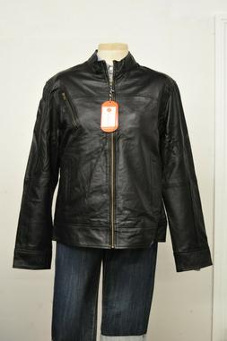 Laverapelle  Leather  Jacket  Size:  xLarge  Color: Black Le