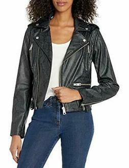 Levi's Women's Faux Leather Contemporary Motorcycl - Choose