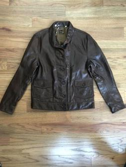 levis vintage clothing menlo cossack leather jacket