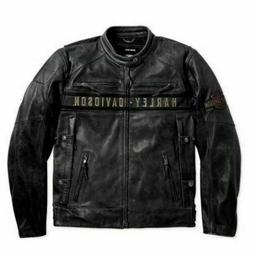 Men's Biker Distressed Black Motorcycle Real Cow Leather Jac