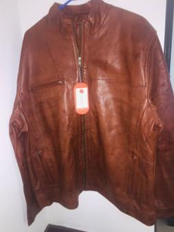 Laverapelle Men's Leather Jacket, Handcrafted Genuine Nappa