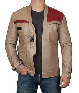 mens leather jacket halloween costume jacket antique