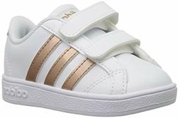 adidas Performance Baby Baseline, White/Copper Metallic/Blac