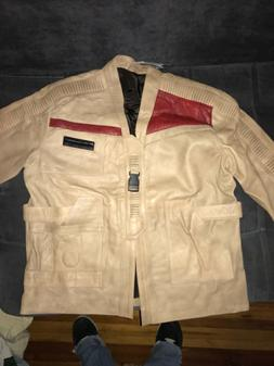 Real Leather Star Wars Jacket: Poe Dameron & Finn