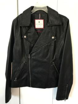 tommy hilfiger Womens Leather Jacket